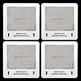 4 Ozone Plates for Healthy Vollara Alpine Ecoquest Living Fresh Air Purifiers