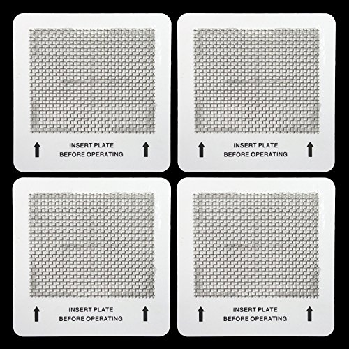 4 Ozone Plates for Alpine Ecoquest Living Air Purifiers