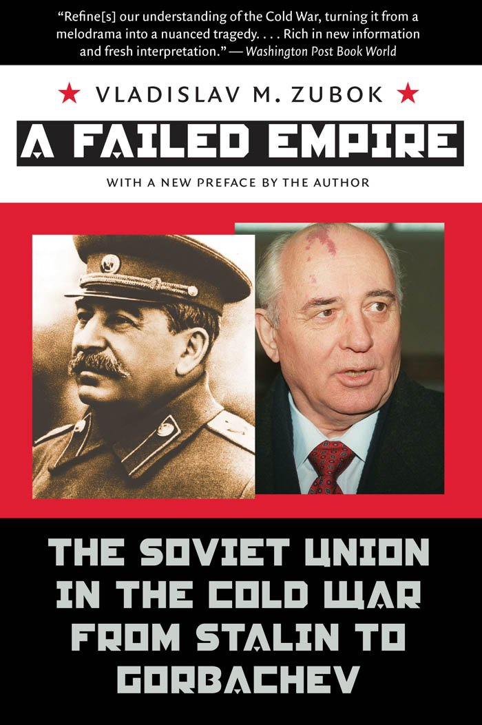 What were the problems within the USSR that contributed to the eventual collapse of the Soviet Union?