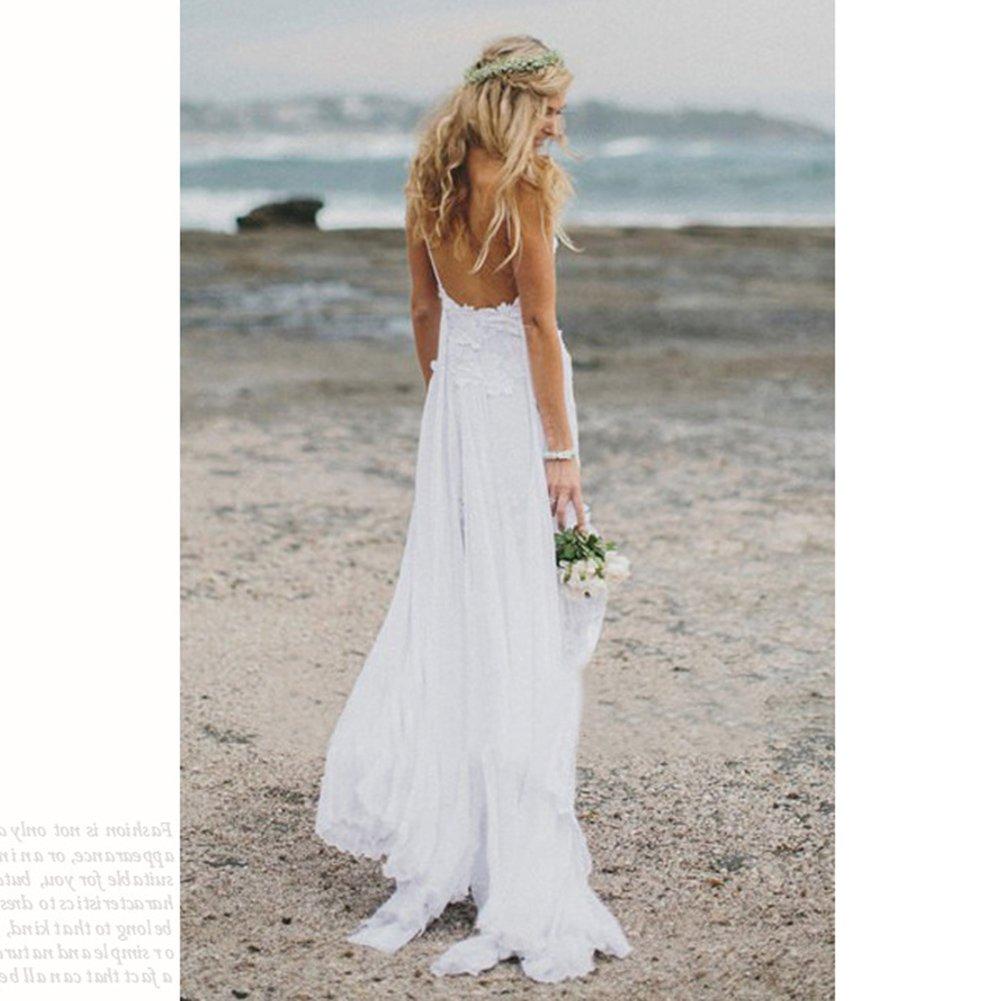 Mxssi Vestido de Novia Blanco de Dama de Honor de Tul de Las Mujeres Vestido Elegante de Fiesta de cumpleaños de la Tarde de la Fiesta de la Boda sin Mangas ...