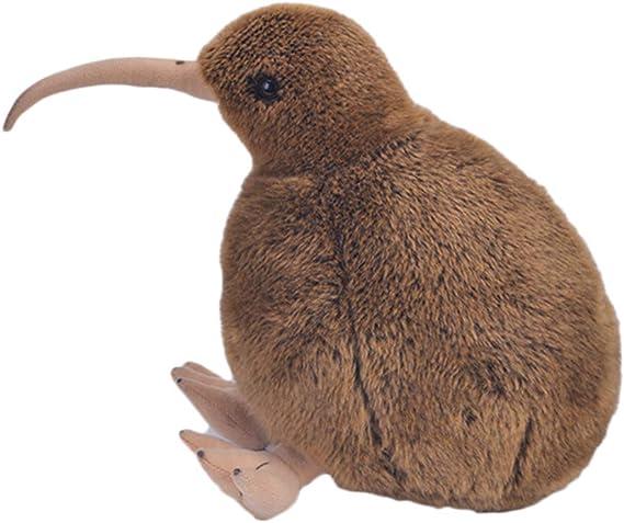 Kinder Kinder Baby Plüschtier Vogel Kiwi Lebensechte Tier Haustier