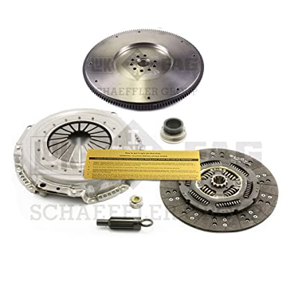 Amazon.com: LUK CLUTCH KIT+HD FLYWHEEL 1988-1994 FORD F-SERIES 7.3L DIESEL 8TH DIGIT VIN# M: Automotive