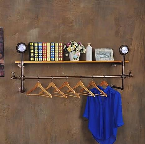 Perchero Percheros Tienda de ropa Tienda Expositor de madera ...