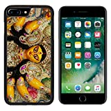 MSD Premium Apple iPhone 7 Plus Aluminum Backplate Bumper Snap Case IMAGE ID: 5667880 Durga Puja Festival in Kolkata Bengal India