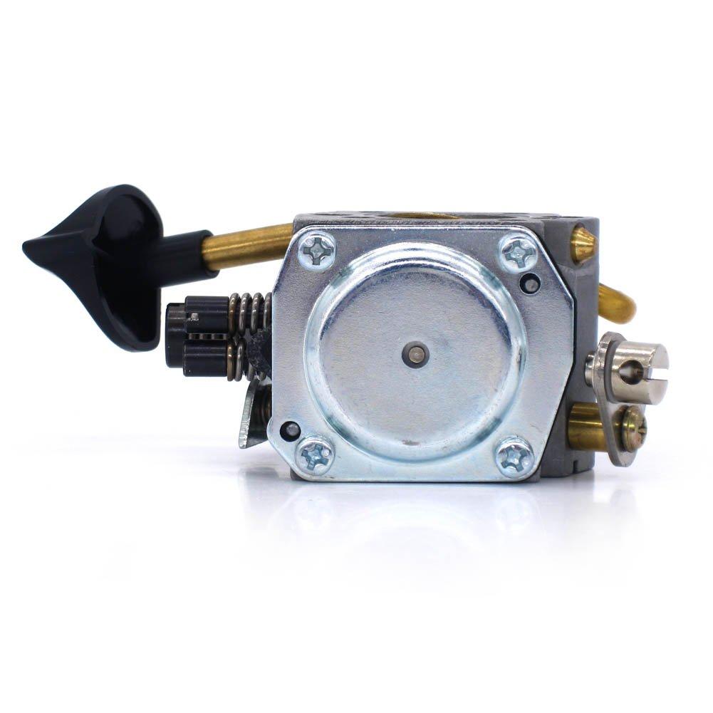 Fitbest Carburetor For Stihl Sr320 Sr340 Sr380 Sr400 Chainsaw Diagram Free Engine Image User Sr420 Br320 Br340 Br380 Br400 Br420 Backpack Blowers With Gasket Spark Plug Fuel Filter