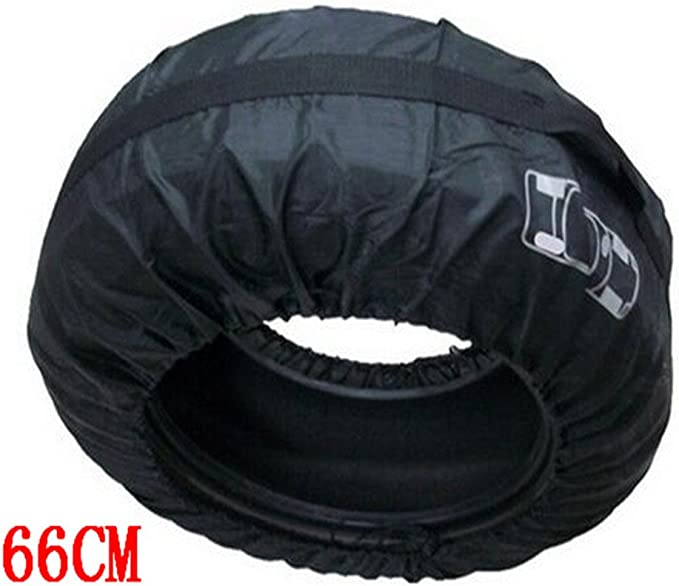 1 x CAR VEHICLE SPARE WHEEL STORAGE CARRY TYRE BAG PROTECTION COVER SPACE SAVER