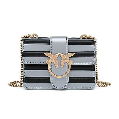 5397ead67764 RICHPORTS Crossbody Bags for Women Stripe Purse Wallet Small Square  Messenger Bags Shoulder Bags Handbags  Handbags  Amazon.com