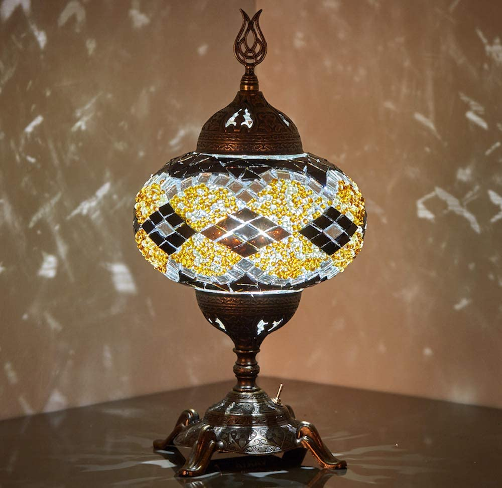 Sales of SALE items Popular shop is the lowest price challenge from new works 15 Colors Battery Operated Mosaic Table with Lamp LED Built-in