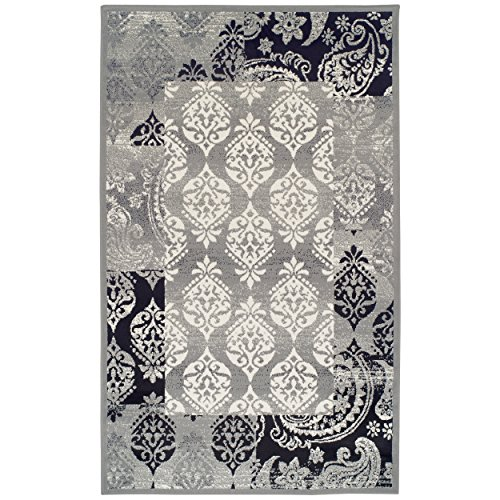 (Superior Mystique 8' x 10' Area Rug, Contemporary Living Room & Bedroom Area Rug, Anti-Static and Water-Repellent for Residential or Commercial Use, 8-feet by 10-feet)