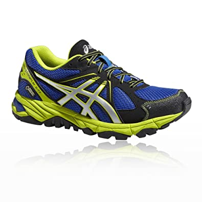 Asics Gel-Stormplay Gore-Tex Junior Trail Laufschuhe - 33 Y3ahXtv0z