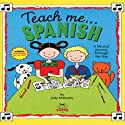 Teach Me Spanish Audiobook by Judy R Mahoney Narrated by Maria Diaz