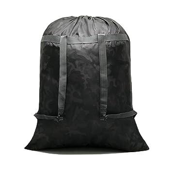 Amazon.com: Bolsa para la colada grande de Hollyluck [26.0 x ...
