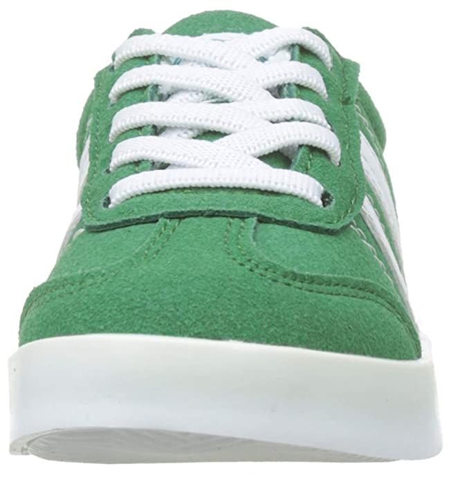 Amazon.com | ZIPPY Boys Zapatillas De Color para Niño Low-Top Sneakers Green (Alhambra 17/5430 Tc 722) 3.5 UK | Sneakers