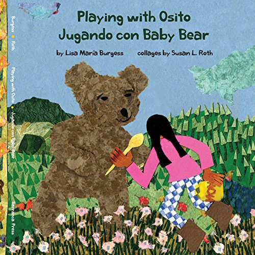 Playing with Osito Jugando Con Baby Bear: Bilingual English and Spanish (Kids' Books from Here and There)