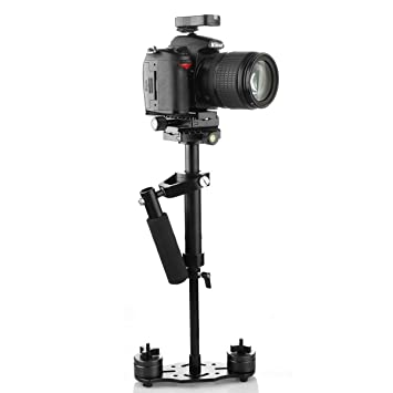 DSLR Camera Handheld Stabilizer for Nikon: Amazon co uk