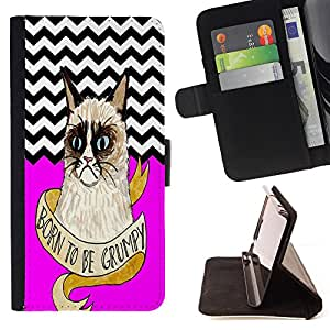 Dragon Case - FOR HTC One M7 - Yesterday is history - Caja de la carpeta del caso en folio de cuero del tir¨®n de la cubierta protectora Shell