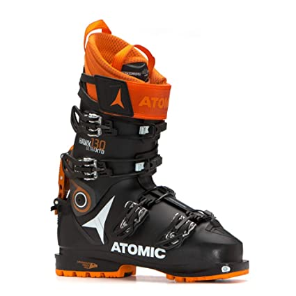 Atomic HAWX Ultra XTD 130 Alpine Touring Boot Black Anthracite Orange 0cde5eacfea1