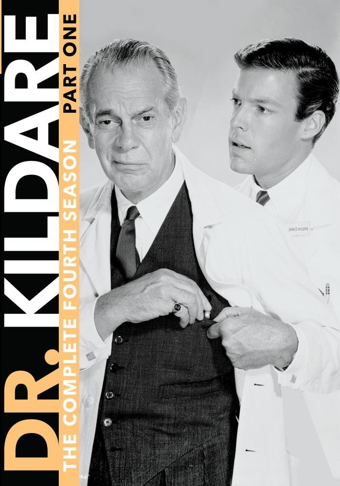 Dr. Kildare: The Complete Fourth Season (Back to Back 2 Pack)