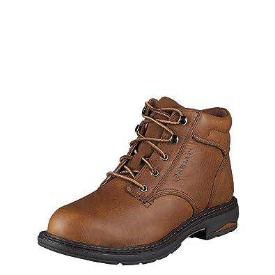 Amazon.com | Ariat Women's Macey Work Boot Round To | Shoes