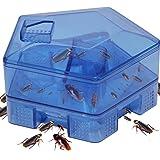 ゴキブリ捕獲器 ゴキブリよけ 生け捕り式 トラップ 物理的 効果的 環境保護 餌付き 3つの餌