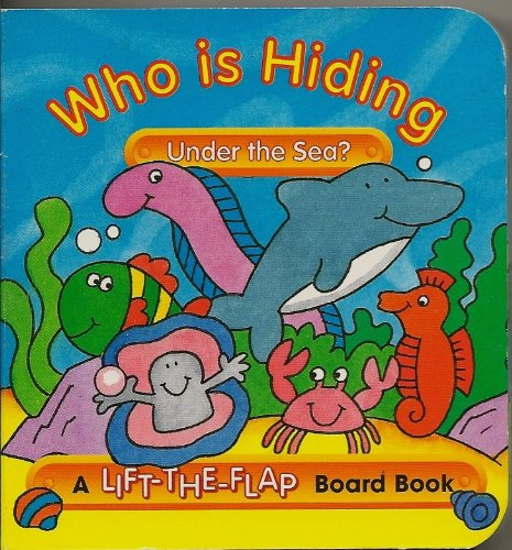 Download Who is Hiding Under the Sea? PDF