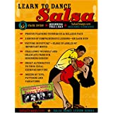 Learn to Dance Salsa, Beginning Salsa Dance 3 Pack - All 3 Progressive Beginning Salsa Dance DVDs