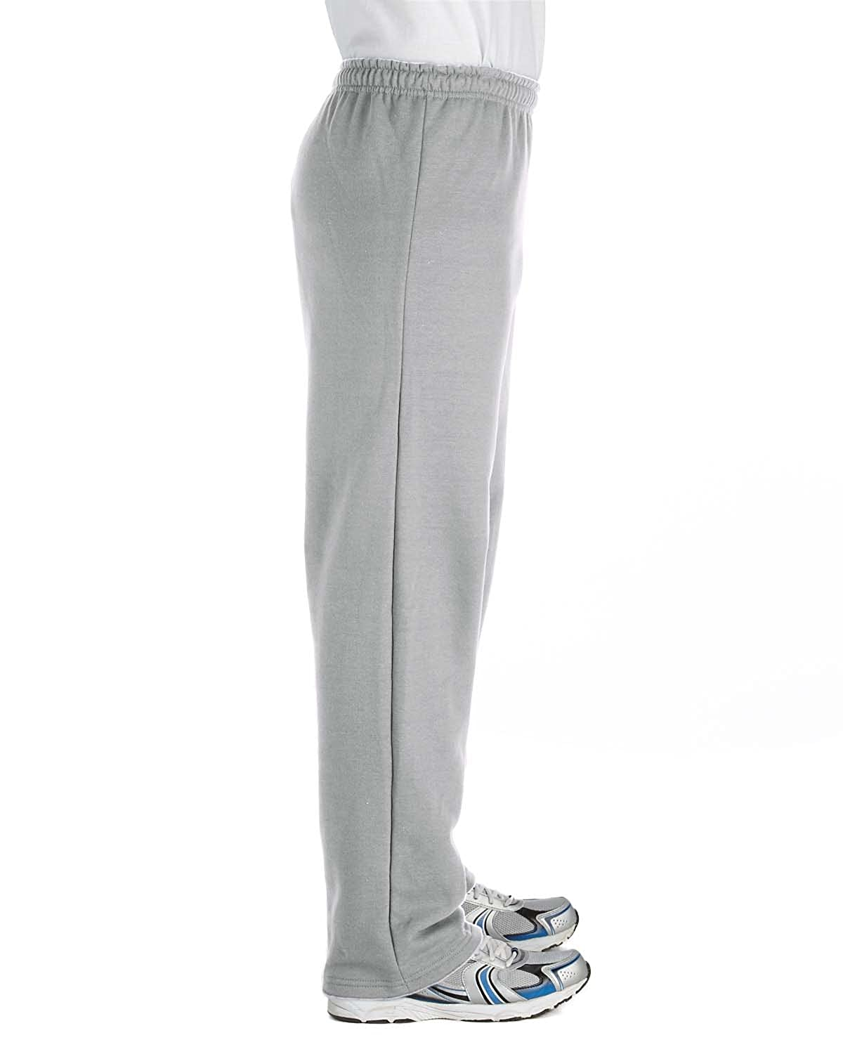 G184 -SPORT GREY -L-12PK Gildan Mens 8 oz Heavy Blend 50//50 Sweatpants