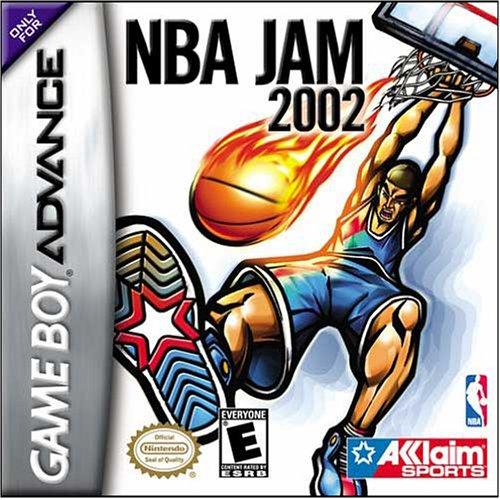NBA Jam 2002 Game Boy Advance