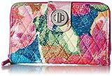 Vera Bradley RFID Turnlock Wallet, Signature Cotton