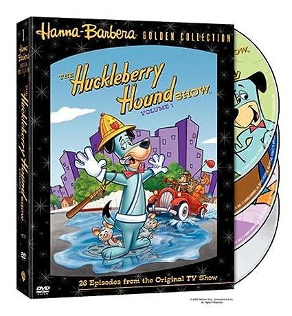 1aa9b8944 Amazon.com  The Huckleberry Hound Show - Vol. 1  Various  Movies   TV