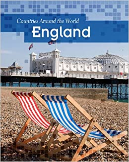 Book England (Countries Around the World)