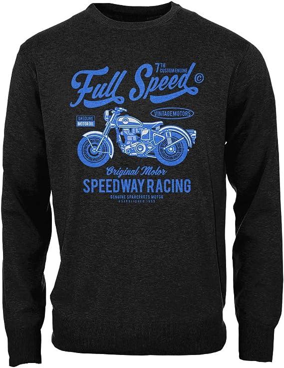 Full Speed Speedway Racing Vintage Motors Motorcycle Bike ...