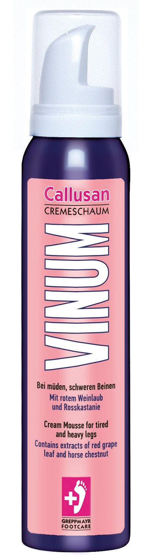 Callusan Cremeschaum Vinum, 1er Pack (1 x 125 ml) PR-2651