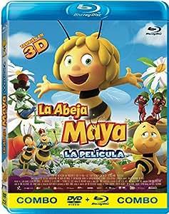 La abeja Maya. La película (Combo) [Blu-ray]