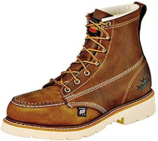 """product image for Thorogood Men's American Heritage 6"""" Moc Toe, MAXWear 90 Safety Toe Boot"""