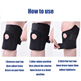 Juemenzhe Knee Brace Support Sleeve for
