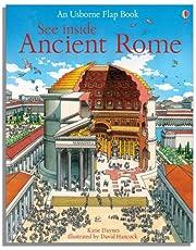 See Inside Ancient Rome (Usborne Flap Books)
