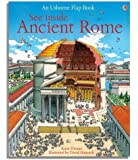 See Inside Ancient Rome (Usborne Flap Books)