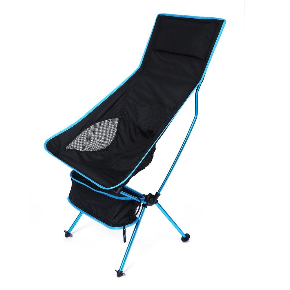 取り外し可能アルミニウム合金7075拡張椅子アウトドア活動用 B01LA1ZTA8  アジュール