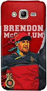 Macmerise Bleed Red Mccullum Sublime Case For Samsung J7
