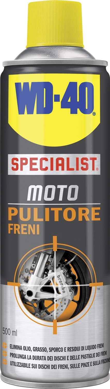 WD-40 39061/46 Moto Pulitore Frenis 500 ml