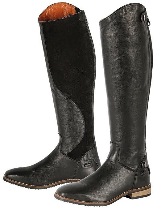HORZE, Stivali da equitazione donna, Donna, Nero, S