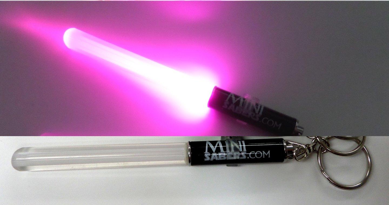 Amazon.com: 5 x rosa MINI luz palos llavero Party Pack star ...