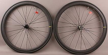 3df1956a14e Amazon.com : MAVIC KSYRIUM PRO Carbon UST CL DISC TUBELESS Road Bike ...