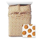 Basketball Sheet Set - Pillowfort (Queen )