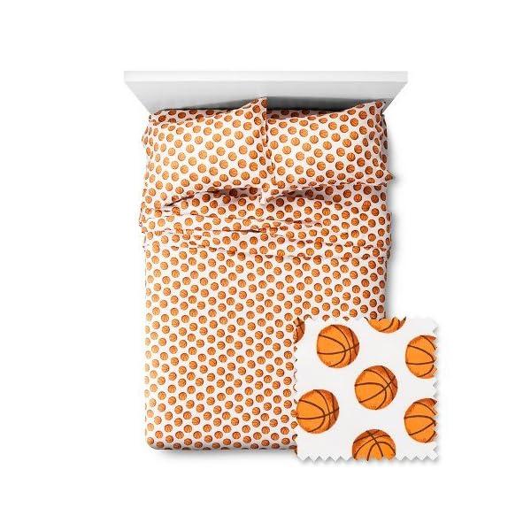 Basketball-Sheet-Set-Pillowfort-Queen