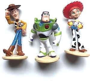 0,5m Baumwolljersey Jersey Toy Story 4 Woody Buzz Lightyear Specki Rex Stoff