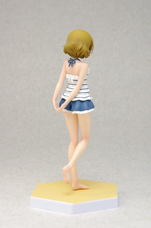 Hanayo Koizumi Figure Wave FROM JAPAN BEACH QUEENS Love Live