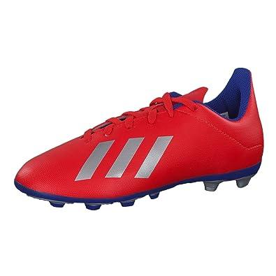 adidas Unisex Kids  X 18.4 FxG J Football Boots  Amazon.co.uk  Shoes ... 1cd2987d741