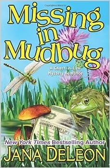 Missing in Mudbug (Ghost-in-Law Series) (Volume 5) (Paperback) - Common